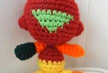 Crochet: Amigurumi and Other Fun / by Samantha Ann