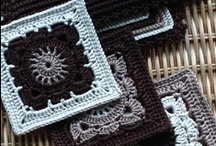Crochet: Squares and Shapes / by Samantha Ann