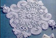 Crochet: Lace and Thread / by Samantha Ann