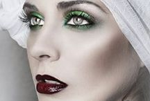 The Eyes - The Lips! - The Nails too! / by Miroslawa Pustelnik