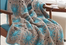 Crochet: Blankets, Afghans, and Throws / by Samantha Ann