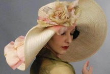Hats-some beautiful & some strange / by Miroslawa Pustelnik
