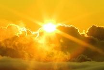 Colors of the Sun / by Miroslawa Pustelnik