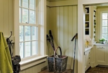 Mud room and Laundry rooms / by Jeanee Allen