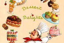 Dessert Table / by Miroslawa Pustelnik