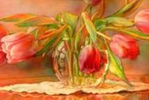 Floral Delights / by Miroslawa Pustelnik