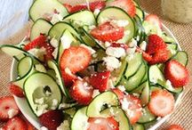 salads / healthy salad recipes, for weight loss, easy, dressing, with chicken, recipes, vegetarian, for lunch, dinner, clean eating, ideas, with fruit, for parties, in a jar, with protein, for work, quinoa, flat belly, simple, lwo carb, pasta, spinach, summer, best, yummy, bowls, delicious, toppings, vegan, quick, cheap, side, kale, diet, winter, green, lettuce, avocado, detox, meals, hearty, super, filling, prep, for BBQ, paleo
