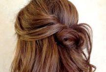 Hair, long beautiful hair