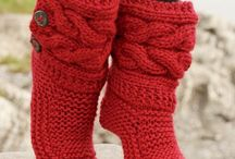 Crochet Clothing & Footwear