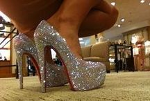Shoes♥♥♥♥♥♥ / by Patty Pascua
