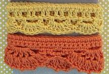 Crochet Edging / Borders / Trims