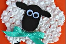 Farm Animal Crafts / Arts, Crafts, and Activities for kids and families with a Farm Animal theme. / by I Heart Crafty Things