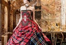 Mad About Plaid  / Ok its more like mad about Tartan but plaid rhymes better / by Melissa Moran