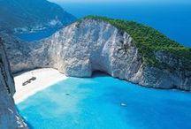 Europa - Griechenland / Griechenland liegt in Südosteuropa und ist ein Mittelmeeranrainerstaat. Das griechische Staatsgebiet grenzt an Albanien, Mazedonien, Bulgarien und die Türkei... Quelle: http://de.wikipedia.org/wiki/Griechenland