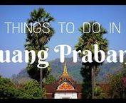 Asien - Laos / Laos ist der einzige Binnenstaat in Südostasien. Der Staat Laos grenzt an China, Vietnam, Kambodscha, Thailand und Myanmar und hat knapp sieben Millionen Einwohner auf einer Fläche von 236.800 km²; Hauptstadt und größte Stadt ist Vientiane... Quelle: http://de.wikipedia.org/wiki/Laos
