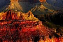USA - Südwesten - AZ - Grand Canyon / Im Grand-Canyon-Nationalpark liegt der größte Teil des Grand Canyon, einer steilen, etwa 450 Kilometer langen Schlucht im Norden des US-Bundesstaats Arizona, die während Jahrmillionen vom Colorado River ins Gestein des Colorado-Plateaus gegraben wurde... Quelle: http://de.wikipedia.org/wiki/Grand-Canyon-Nationalpark