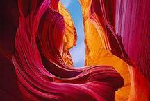 USA - Südwesten - AZ - Page / Die Ortschaft liegt im äußersten Norden von Arizona auf dem östlichen Plateau oberhalb des Colorado River auf Höhe des Glen Canyon Dam am Lake Powell... Quelle: http://de.wikipedia.org/wiki/Page_%28Arizona%29