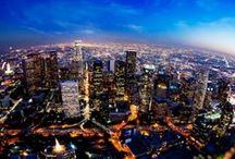 USA - Südwesten - CA - LAX / Los Angeles ist die größte Stadt im US-Bundesstaat Kalifornien. Sie liegt am Pazifischen Ozean und dem Los Angeles River... Quelle: http://de.wikipedia.org/wiki/Los_Angeles