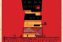 Architecture / Outstanding buildings. / by Solopress