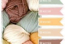 Crochet Colour Inspirations