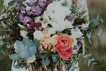 Wedding // Floral Arrangements