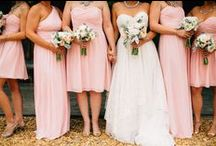 Wedding // Bridesmaids
