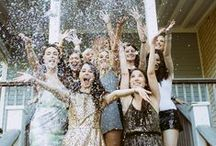 Wedding // Bachelorette & Bridal Party