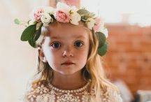 Wedding // Flower Girl & Ring Bearer