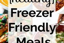healthy freezer meals / healthy freezer meals, clean eating, for crock pot, easy, weight watchers, with shopping list, for new moms, for two, on a budget, for one, vegetarian, for kids, low carb, make ahead, for oven, families, breakfast, paleo, recipes, for after baby, best, cheap, chicken,