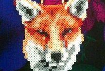 100%strijkkralen-hama beads