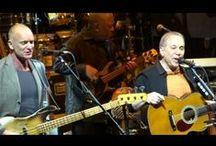 """Video - Musik - Paul-Simon / Zusammen mit seinem Freund Arthur Garfunkel, den er im Frühsommer 1953 bei den Proben zu dem Schauspiel Alice im Wunderland kennenlernte, bildete er zunächst das Musiker-Duo """"Tom and Jerry"""" (nach den gleichnamigen Zeichentrickfiguren). Später nannten sie sich schlicht """"Simon & Garfunkel"""", wobei Simon praktisch alle Songs komponierte. Der kommerzielle Durchbruch gelang ihnen im Jahre 1965 mit dem Lied The Sound of Silence... Quelle: https://de.wikipedia.org/wiki/Paul_Simon"""