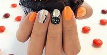 Cats and adorableness / cats  nail art nail polish