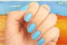 #summervibes / Summer Nails Summer Nail Art Summer Nail polish Nail Art Manicure