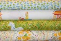 Fabric Bundles  / We love bundles and bundles of fabrics, quilting fabric, modern fabric, fabric design, designer fabrics, certified organic fabrics, quilts and quilting,  retro fabrics, baby fabrics kids fabric, children's fabric and one of a kind vintage fabrics! / by Spice Berry Cottage Fabric