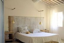 home is where... / modern simple clean neutrals and brights home style