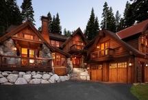 Dream Lodge/Cabin/Home