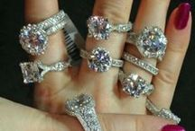 Jewels & Bling / Collection of diamonds I would love on my ring finger. / by mbrauns