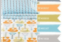 Color Combos  / by Spice Berry Cottage Fabric