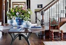 * ENTRANCES~FOYERS~STAIRS * / Entrances, Foyers, Staircases, lobbys, interior design, Architecture, furniture...