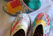 Applique  Emboridery Patchwork / Projects with patchwork, applique, embroidery etc.