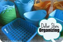* ORGANIZATION TIPS * / Nothing adds to the clarity of mind like a life clear of clutter ;)