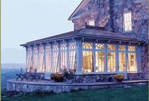 * ORANGERIES, CONSERVATORIES, SUNROOMS *