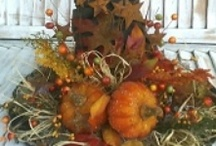 Fall Decor, Crafts & Ideas / by Glenda Morton Gardner