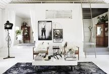 Small Spaces / Living where space is a premium, i.e. apartments, flats, dorms. / by Greer Houston