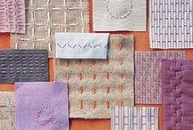 make / #silkscreen #tiedye #embroidery