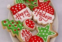 Christmas Cookie Recipes / If you love baking for the holidays, you will enjoy this board of some of the best Christmas Cookie Recipes around.