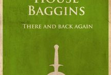 House Baggins / In a hole in the ground there lived a Hobbit