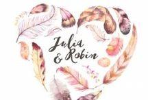 Bloom09 l Trouwkaarten / Wedding invitations / Our own collection wedding invitations!