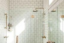 bath / small, modern, clean, minimal bathrooms