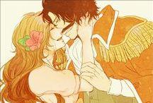 """· One Piece ~ Het Couples · / """"I not gonna die, partner"""""""